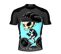 Ghost Cycler Cycling Jersey for Men and Women