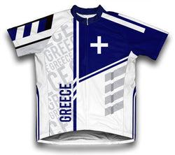 Greece ScudoPro Cycling Jersey