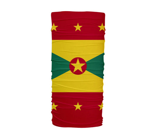 Grenada Flag Multifunctional UV Protection Headband