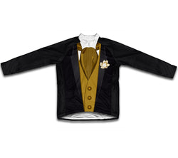 Groom Tuxedo GoldWinter Thermal Cycling Jersey