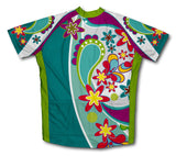 Groovy Short Sleeve Cycling Jersey for Men and Women