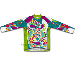 Groovy  Winter Thermal Cycling Jersey