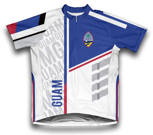 Guam ScudoPro Cycling Jersey