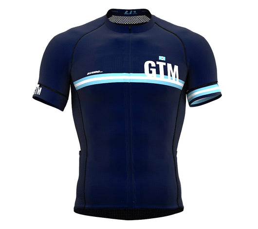 Guatemala Blue CODE Short Sleeve Cycling PRO Jersey for Men and WomenGuatemala Blue CODE Short Sleeve Cycling PRO Jersey for Men and Women
