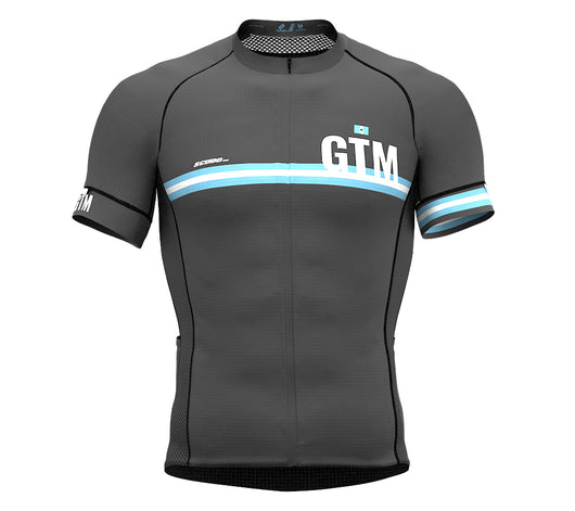 Guatemala Gray CODE Short Sleeve Cycling PRO Jersey for Men and WomenGuatemala Gray CODE Short Sleeve Cycling PRO Jersey for Men and Women