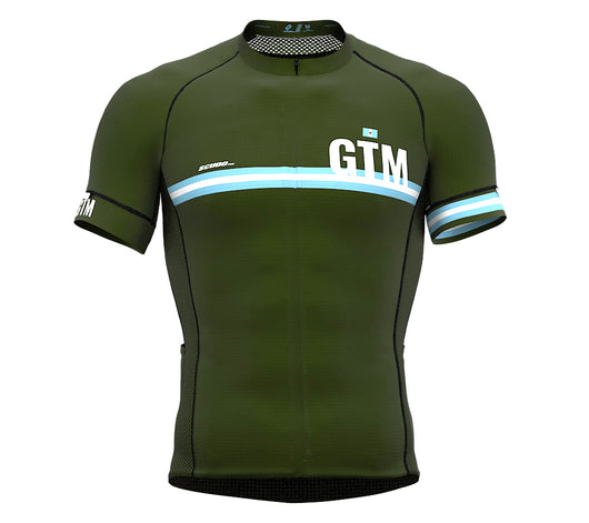 Guatemala Green CODE Short Sleeve Cycling PRO Jersey for Men and WomenGuatemala Green CODE Short Sleeve Cycling PRO Jersey for Men and Women