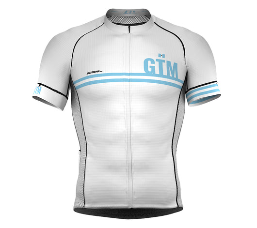 Guatemala White CODE Short Sleeve Cycling PRO Jersey for Men and WomenGuatemala White CODE Short Sleeve Cycling PRO Jersey for Men and Women