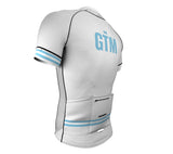 Guatemala White CODE Short Sleeve Cycling PRO Jersey for Men and Women