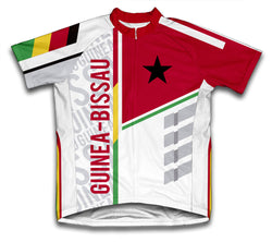 Guinea-Bissau ScudoPro Cycling Jersey for Men and Women