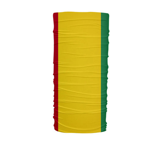 Guinea Flag Multifunctional UV Protection Headband