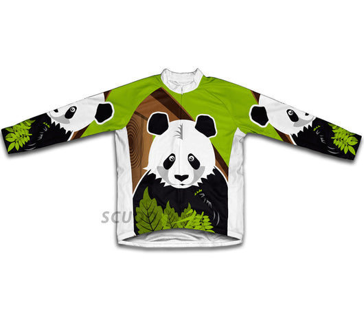 Hi Panda Winter Thermal Cycling Jersey