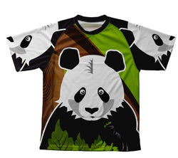 Hi Panda Technical T-Shirt for Men and Women