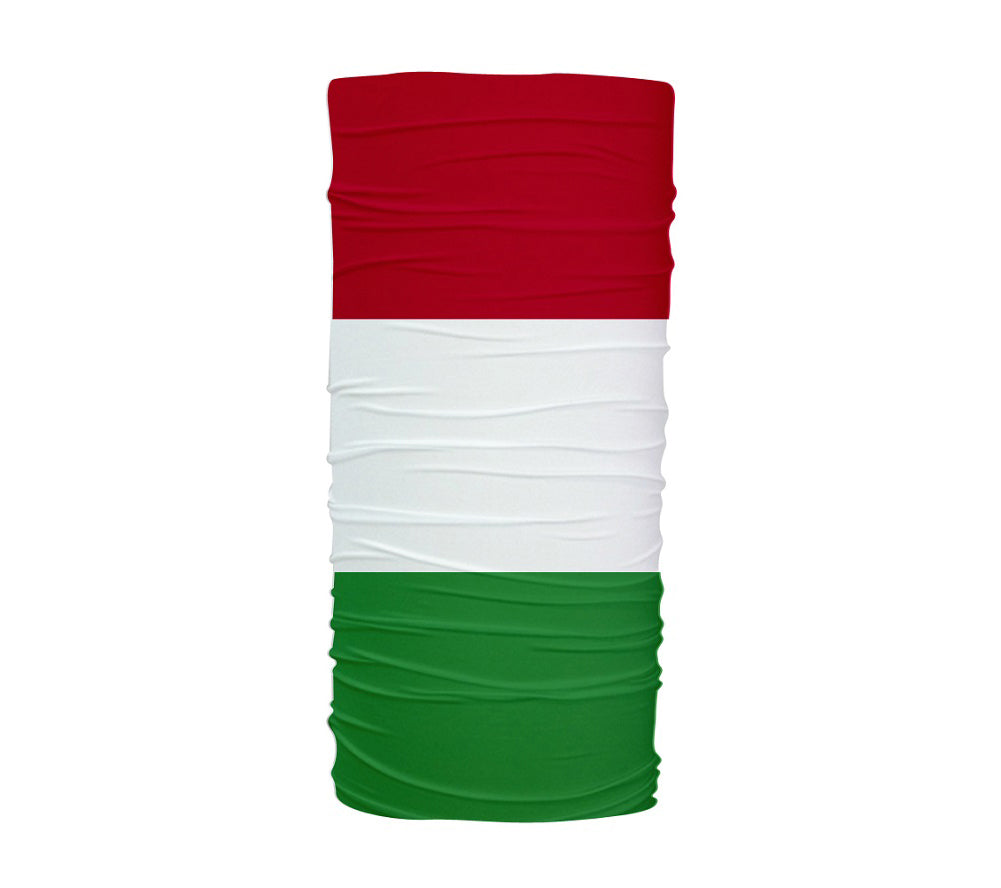 Hungary Flag Multifunctional UV Protection Headband