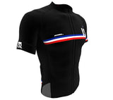 Iceland Black CODE Short Sleeve Cycling PRO Jersey for Men and Women