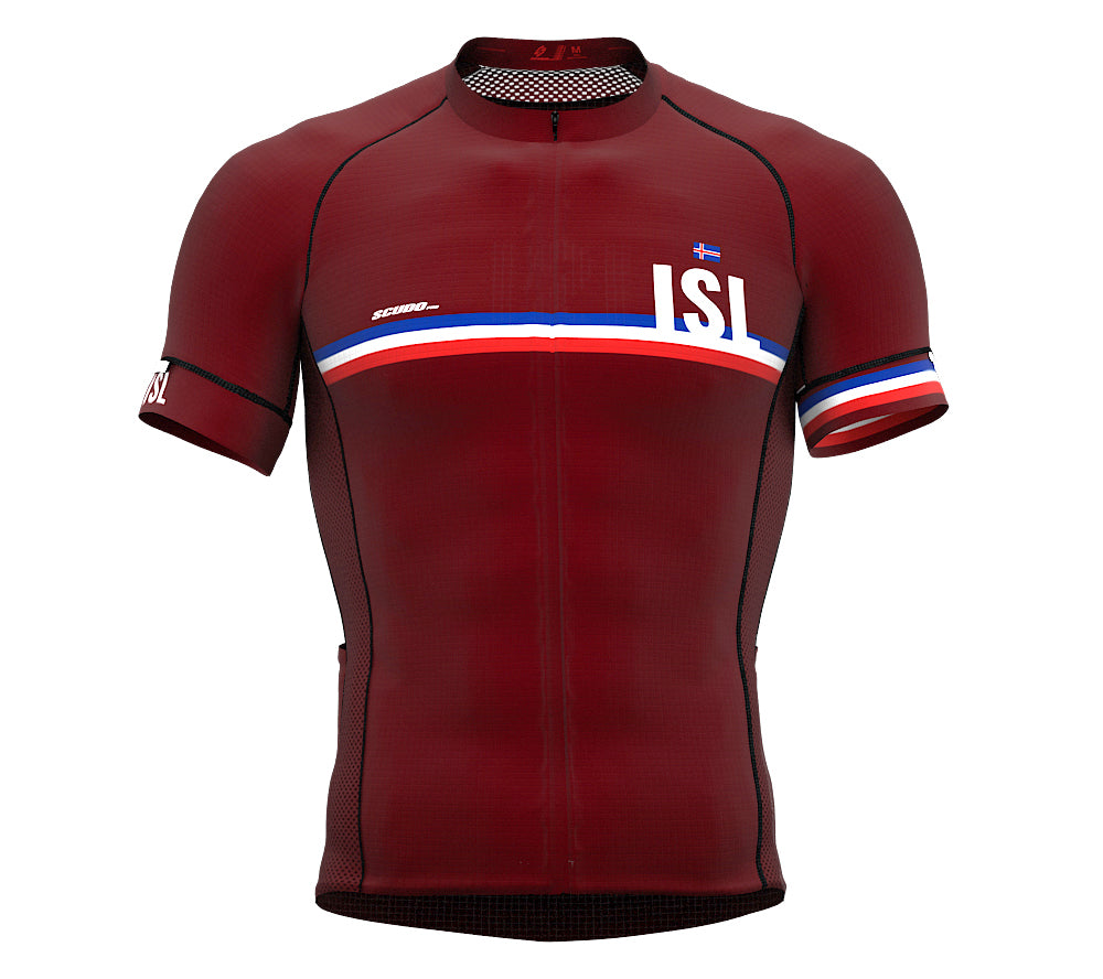 Iceland Vine CODE Short Sleeve Cycling PRO Jersey for Men and WomenIceland Vine CODE Short Sleeve Cycling PRO Jersey for Men and Women