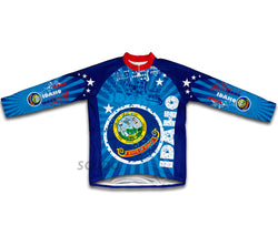 Idaho Winter Thermal Cycling Jersey