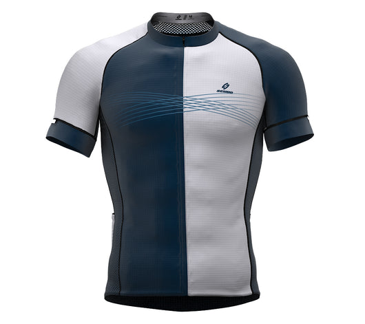 Inspired Gray Short Sleeve Cycling PRO Jersey