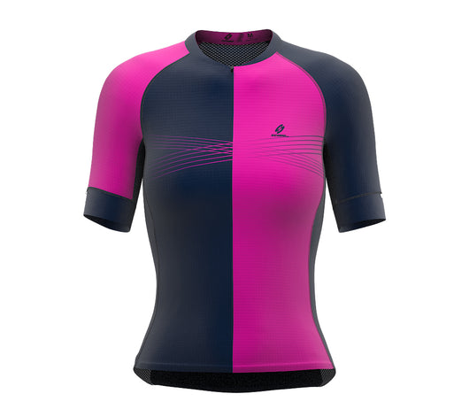 Inspired Pink Short Sleeve Cycling PRO Jersey