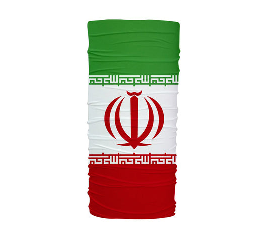 Iran Flag Multifunctional UV Protection Headband