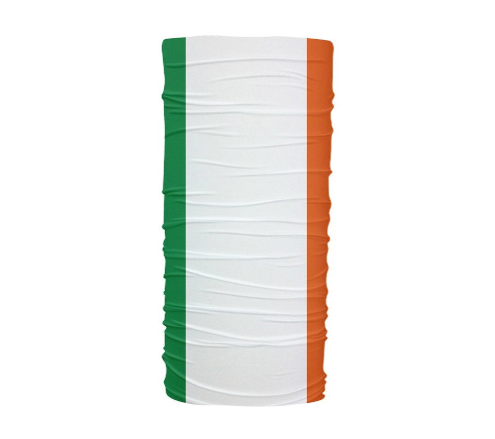 Ireland Flag Multifunctional UV Protection Headband