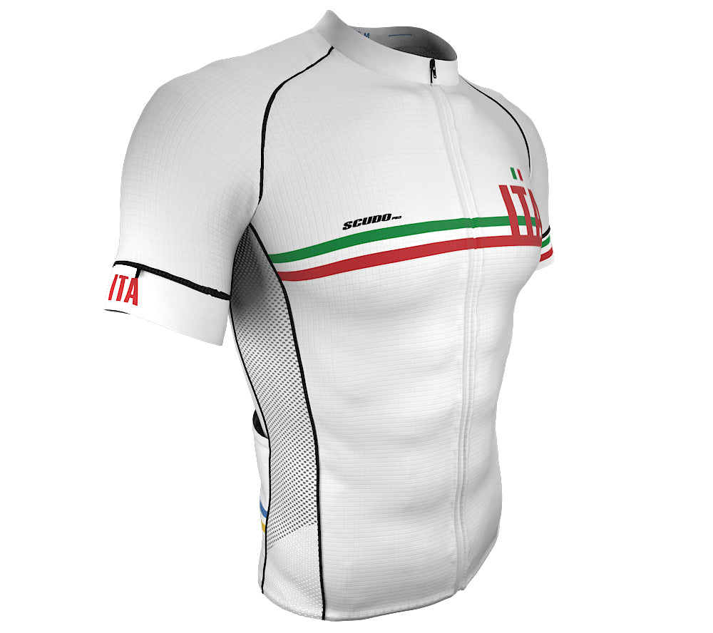 ScudoPro Italy Short Sleeve Cycling Jersey for Women