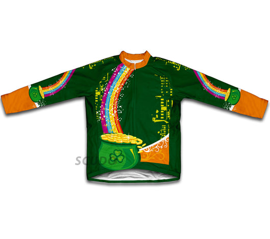 Jackpot Winter Thermal Cycling Jersey