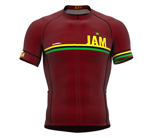 Jamaica Vine CODE Short Sleeve Cycling PRO Jersey for Men and WomenJamaica Vine CODE Short Sleeve Cycling PRO Jersey for Men and Women