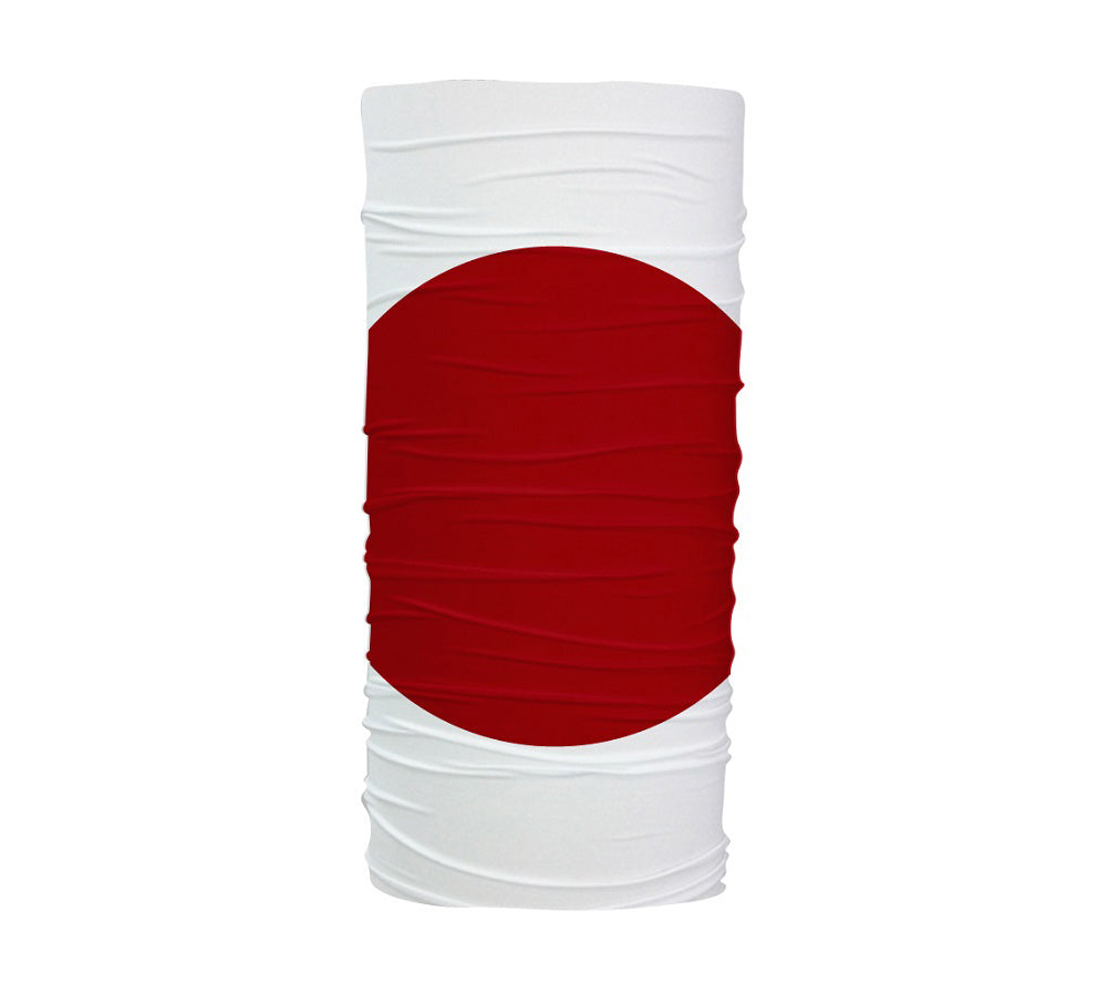 Japan Flag Multifunctional UV Protection Headband