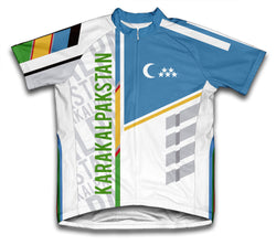 Karakalpakstan ScudoPro Cycling Jersey for Men and Women