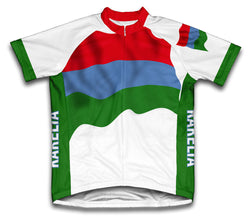Karelia Flag Cycling Jersey for Men and Women