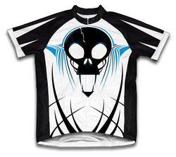 Killer Head Short Sleeve Cycling Jersey for Men and Women