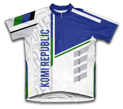 Komi Republic ScudoPro Cycling Jersey for Men and Women