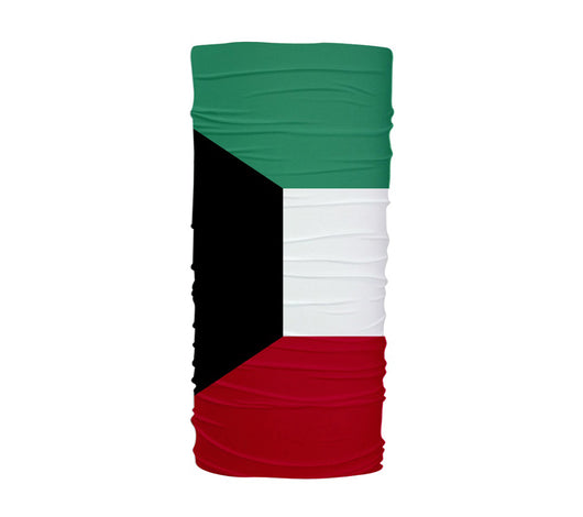 Kuwait Flag Multifunctional UV Protection Headband