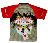 Las Vegas Fever Technical T-Shirt for Men and Women