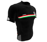 Lebanon Black CODE Short Sleeve Cycling PRO Jersey for Men and Women