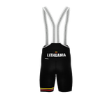 Lithuania CODE Cycling Pro Bib Shorts Bike for Men