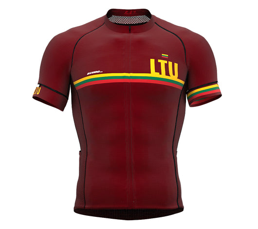 Lithuania Vine CODE Short Sleeve Cycling PRO Jersey for Men and WomenLithuania Vine CODE Short Sleeve Cycling PRO Jersey for Men and Women