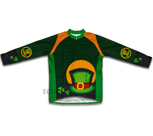 Lucky Hat Winter Thermal Cycling Jersey