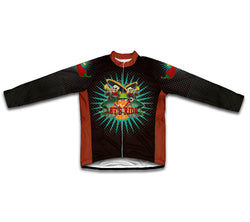 Mariachi Winter Thermal Cycling Jersey
