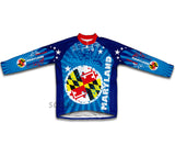 Maryland Winter Thermal Cycling Jersey