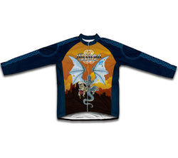 Medieval Winter Thermal Cycling Jersey