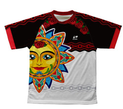 Mexican Sun Technical T-Shirt for Men and Women