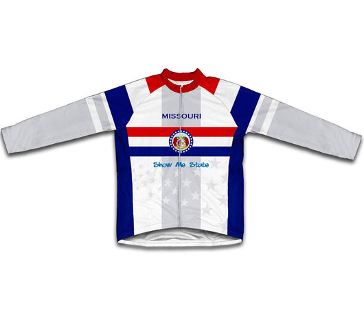 Missouri Flag Winter Thermal Cycling Jersey – ScudoPro f737b7a5a