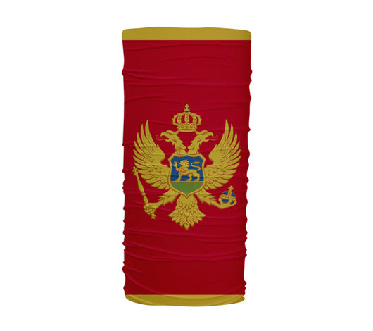 Montenegro Flag Multifunctional UV Protection Headband