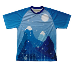 Mountain Ice Technical T-Shirt for Men and Women