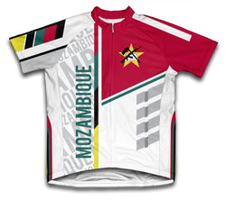 Mozambique ScudoPro Cycling Jersey for Men and Women