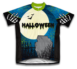 Mr Bones Short Sleeve Cycling Jersey for Men and Women