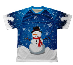 Mr Snowy Technical T-Shirt for Men and Women