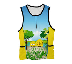 Mr and Miss Tweet Triathlon Top