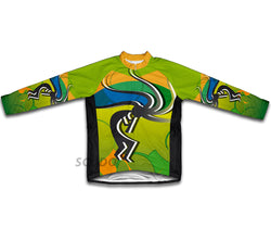 Musical Expression Winter Thermal Cycling Jersey